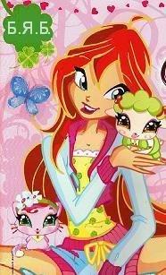 winx - love & pets!