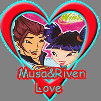 Ривен+Муза=love.