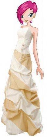 Винкс платья и одежда!